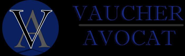 Etude d'avocat Me David Vaucher Logo